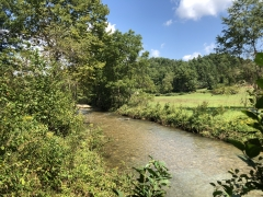 WNC Mountain Land on Broad River - 13.94 Acres